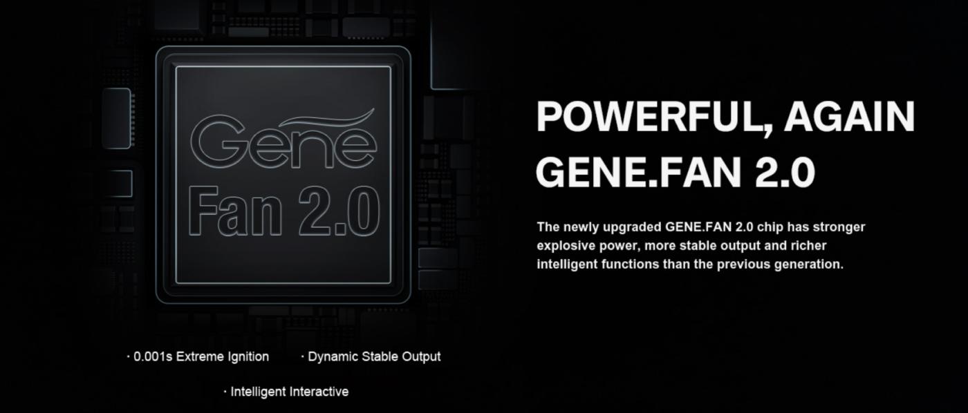 GENE.FAN 2.0 chip